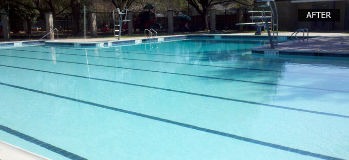 Houston Commercial Pool Construction Katy Pool Renovation