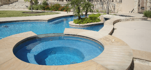 Custom Residential Pool